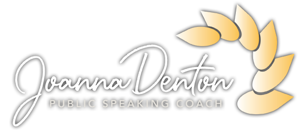 Joanna Denton | Public Speaking Coach