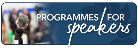 Programmes for Speakers