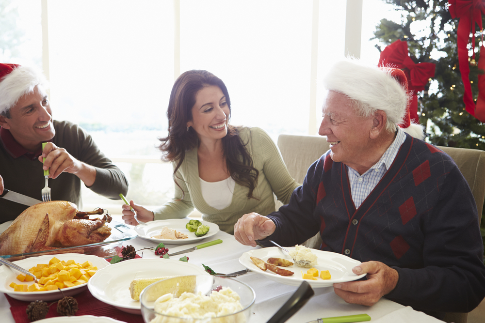 3 ways to conquer the spontaneous Christmas speech.