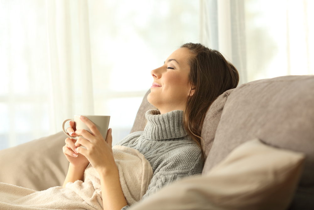 Take the time to breathe – for five minutes a day