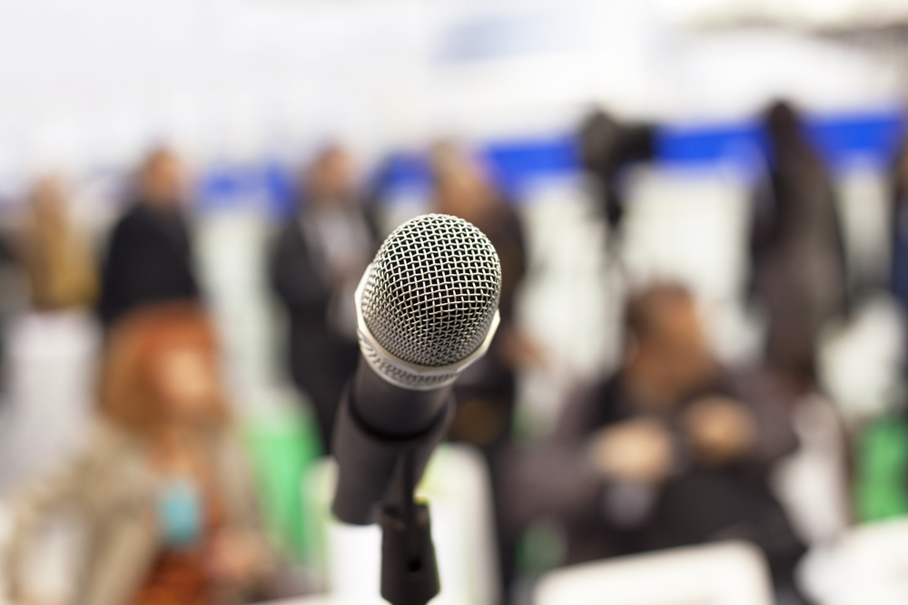 10 public speaking tips in 10 days