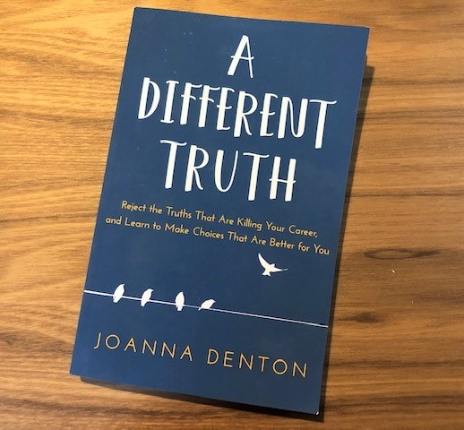 Coming soon: my first book: A Different Truth