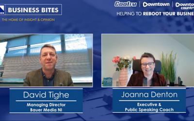 Business Bites Interview on 19 November 2020 – Mental health for leaders