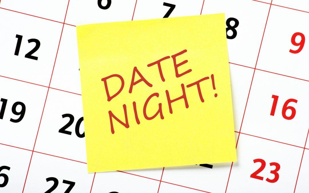Sunday night date night – with yourself